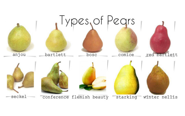 Natural Prevention with Pears