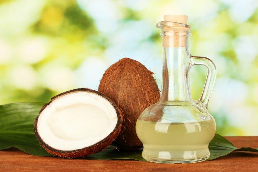 Beneficios del aceite de coco Según Ayurveda