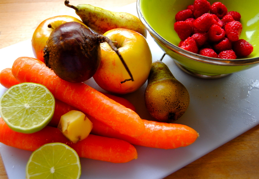 Prevent Cancer and Kidney Problems with Three Key Juice Ingredients