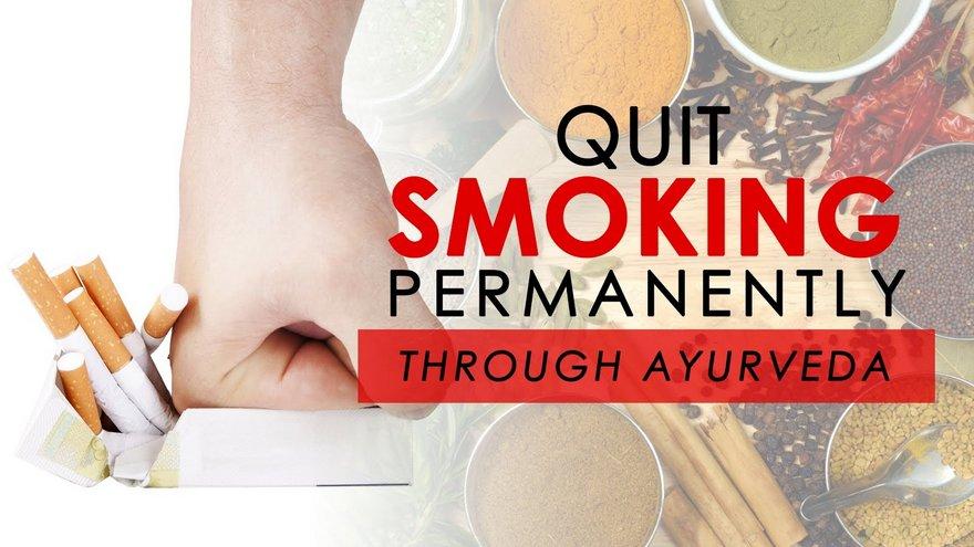 Ayurvedic Remedies to Quit Smoking
