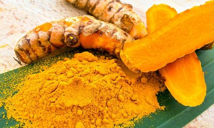 Turmeric and Milk for Smooth Feet