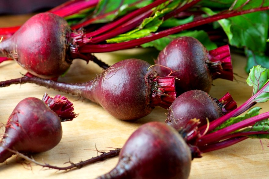 Beets are best: Raw