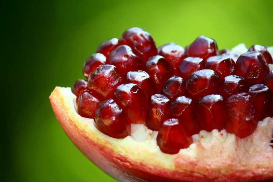 Pomegranate Peel For Treating Numerous Diseases