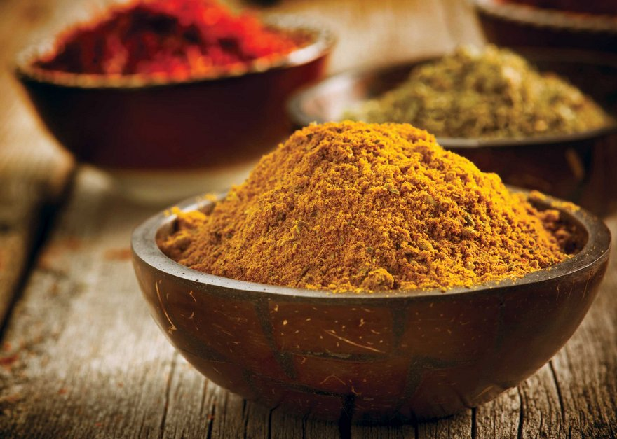Research on Using Turmeric to Ensure Safe Food