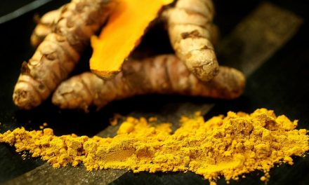 Turmeric Magic for Long Hair