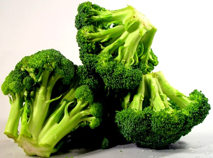 Broccoli is best: Raw