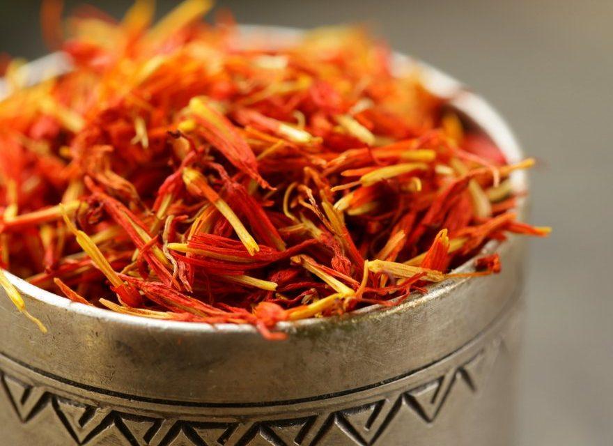 Saffron: Ayurveda's Golden Spice
