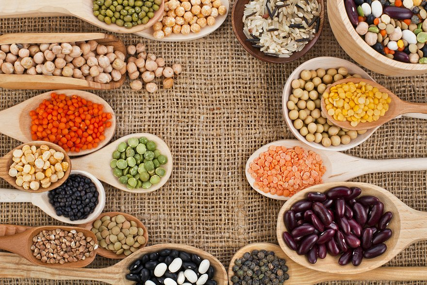 8 Great Sources of Protein for Vegetarians