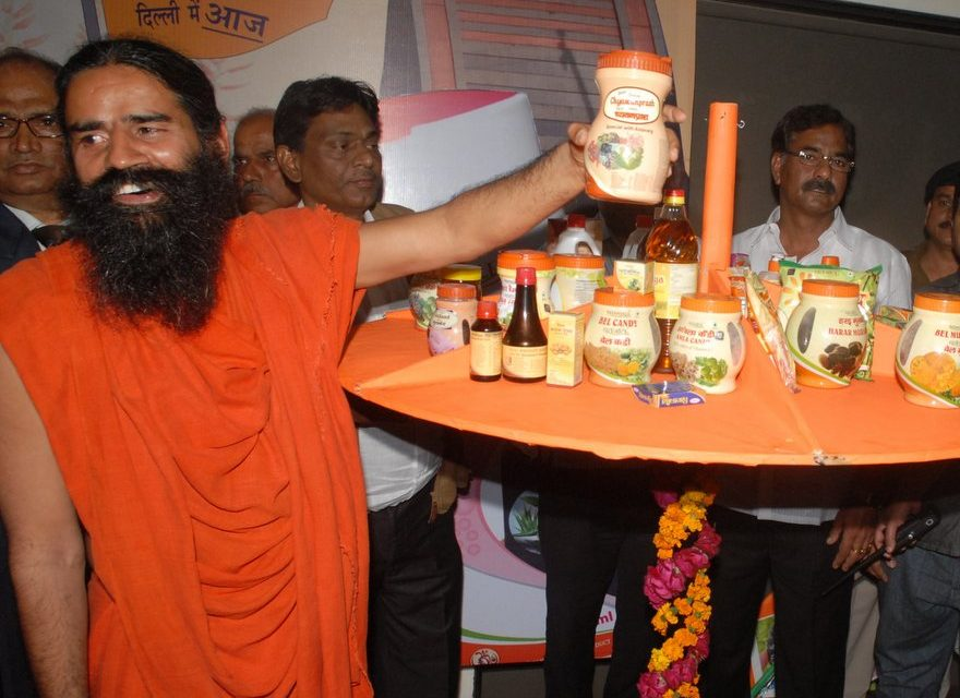 Baba Ramdev Set to Feed Ayurvedic Maggi to Indian consumers