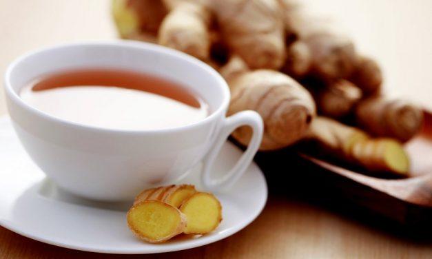 8 Health Benefits of Ginger Tea