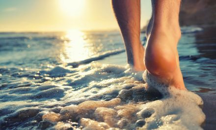 Benefits of Walking Barefoot On the Earth