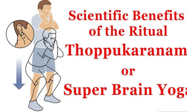 Scientific Use of Squats: Super Brain Yoga and the Vedas