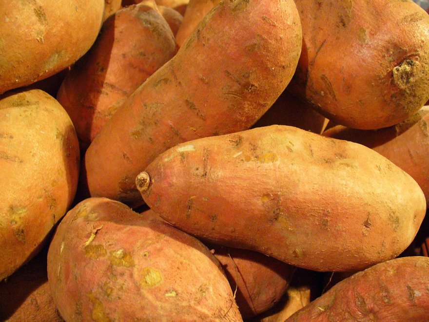 how to cook sweet potatoes for diabetics