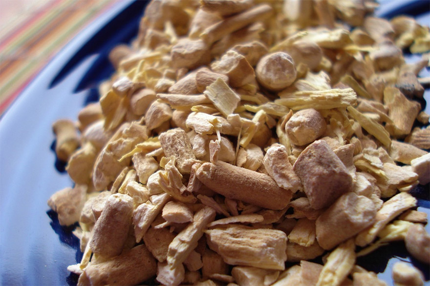 Relieve Stress Naturally with the Ashwagandha Herb