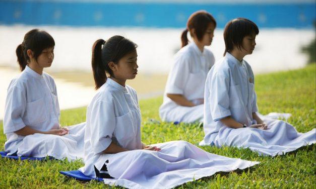 Vipassana: The Golden Silence
