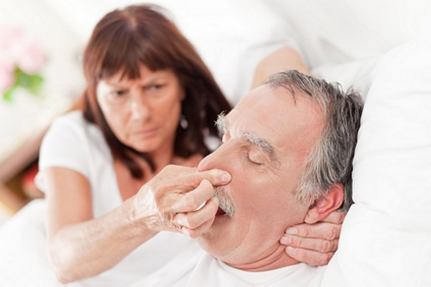 Natural Home Remedies For Snoring