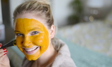 Turmeric Paste for Beauty and Glowing Skin