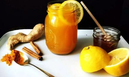 Ginger, Turmeric Tea Tonic for the Body