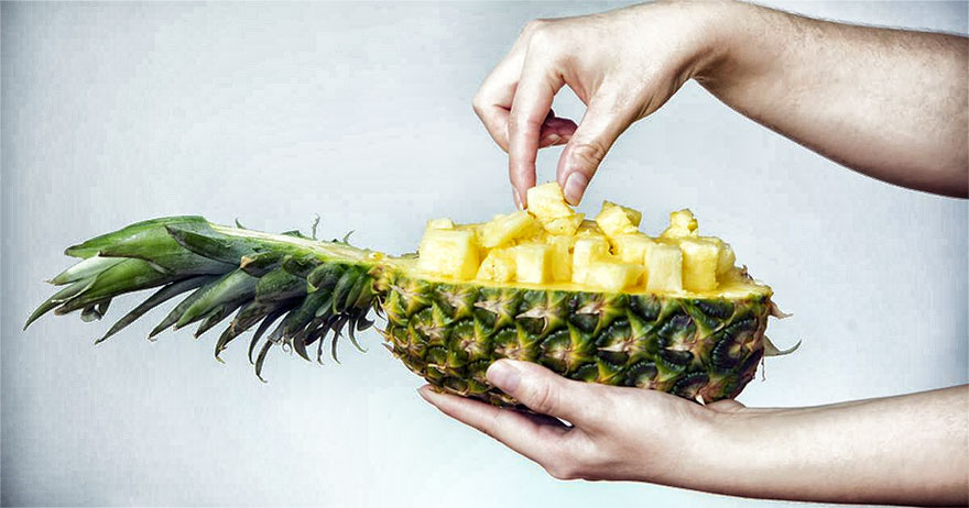 Natural Health Benefits of Pineapple