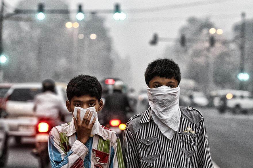 Ayurvedic Cures for Dust Pollution