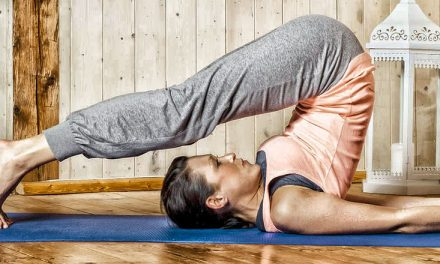 Halasana, the Miracle Pose that Helps Reduce Blood Pressure